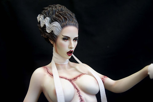 Bride of the Monster Unleash 1:4 Resin Cast Model Kit Frankenstein WF Japan LTD