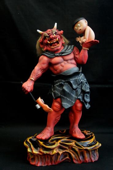 The Hell Of GeGeGe No Kitaro 鬼太郎 外伝 地獄