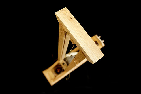 The White Oak Guillotine 1:6 scale (Heads Will Roll)