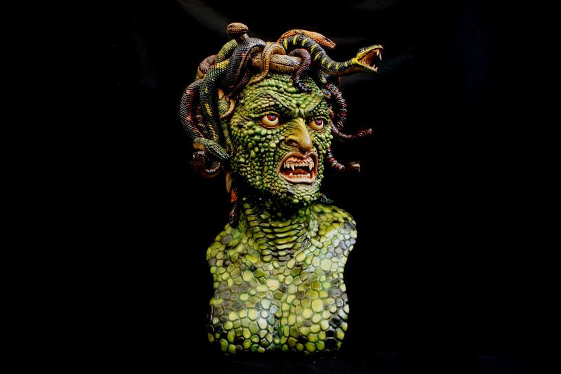 Medusa Life-Size Bust