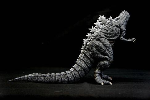 King Of The Monster Godzilla Art Statue Shinobu Matsumura version