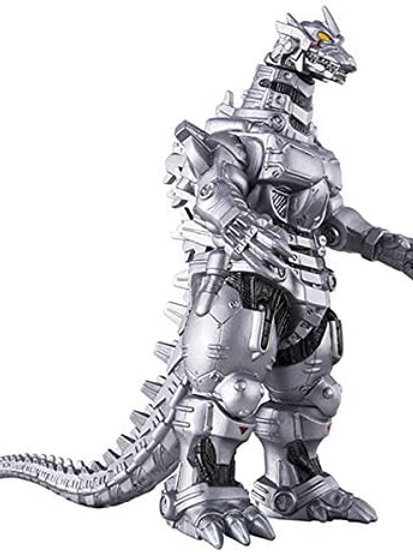 Godzilla Movie Monster Series Mecha Godzilla 2004 vinyl