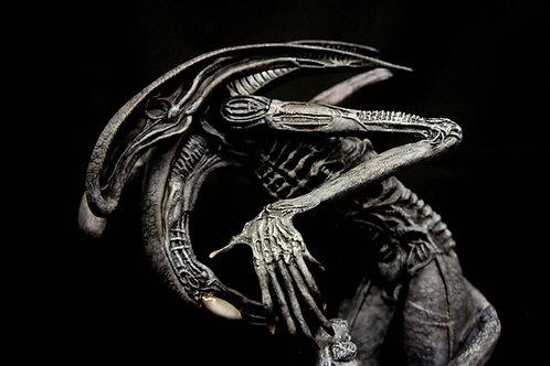 H. R. Giger Winged Alien 40 cm Art Statue