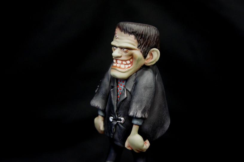 Animated Frankenstein