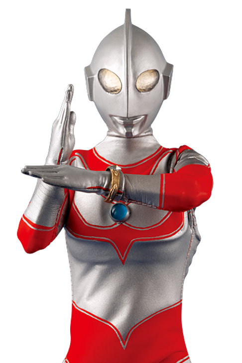 Kaettekita Ultraman Jack 1:6 figure Return Of Ultraman RAH