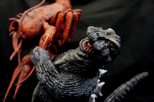 Godzilla vs Ebirah
