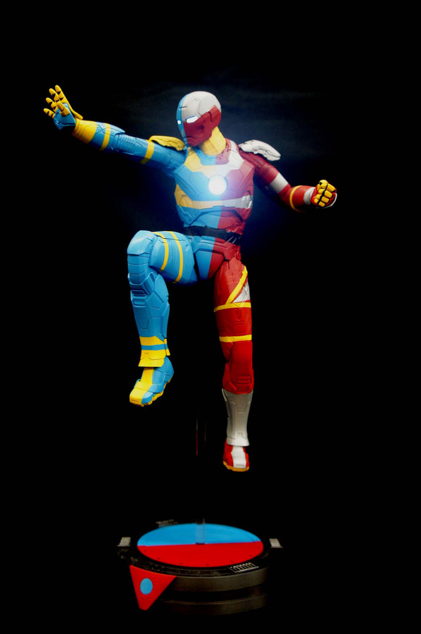 Kikaida Iron-Man