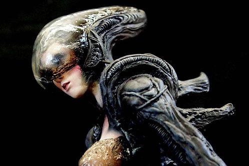Alien Girl 1:4 scale Resin Cast Model