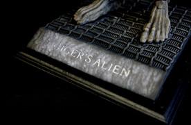 H.R. Giger Concept Alien