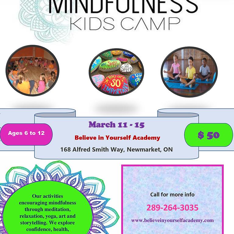 Mindfulness Kids Camp