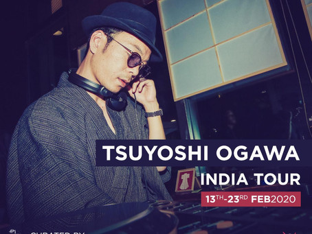 Tsuyoshi Ogawa - India Tour 2020