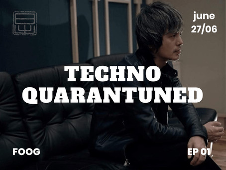 Podcast | Techno Quarantuned