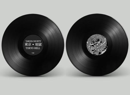 Vinyl Release | Tokyo Hell 001