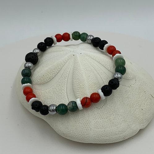 Aromatherapy Diffuser Bracelet 108