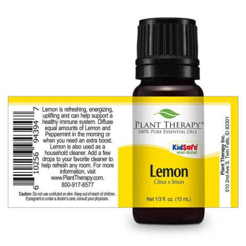 Lemon Essential Oil by Plant Therapy