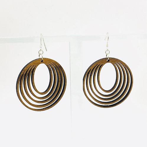 Spira Circle Earrings