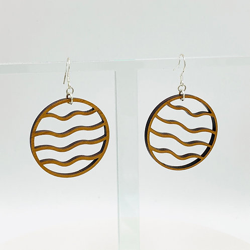Wavy Earrings
