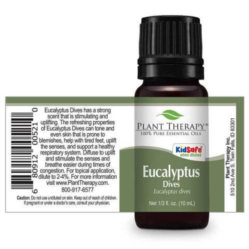Eucalyptus Essential Oil by Plant Therapy