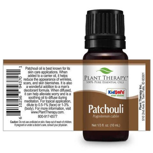 Patchouli Essential Oil by Plant Therapy