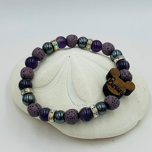 Aromatherapy Diffuser Bracelet 154