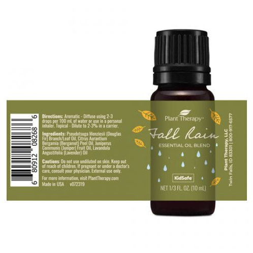 Fall Rain Oil by Plant Therapy