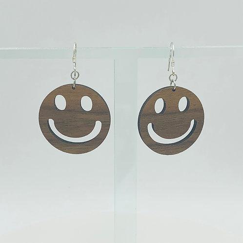 Smile Emoji Earrings