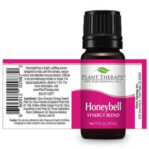Honeybell Synergy Blend Essential Oil by Plant Therapy