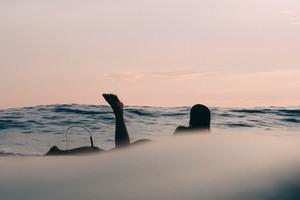 2021 Surf Art Calendar - Marine Jaud