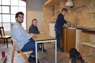 HOME for LESS publié dans De Standaard