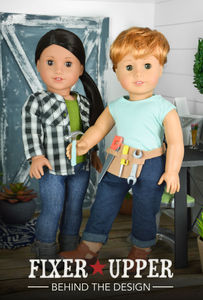 Doll Fixer Upper Episode - Meet Our Chip and Jo!