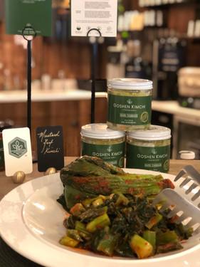 Goshen Premium Mustard Leaf
