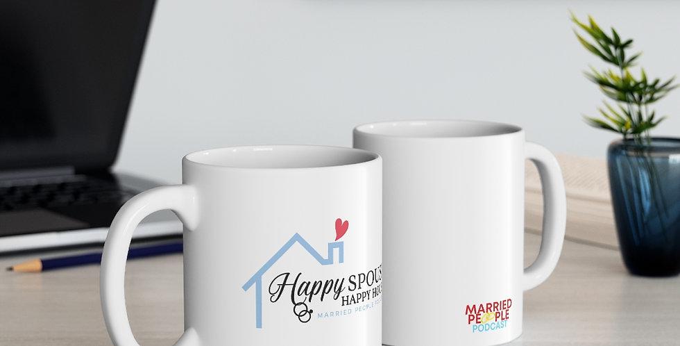 Happy Spouse, Happy House Mug