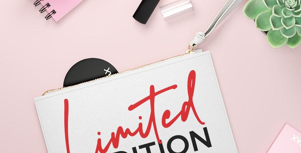 Limited Edition Clutch Bag