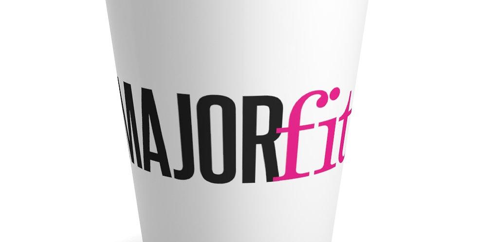 MAJORfit Latte mug