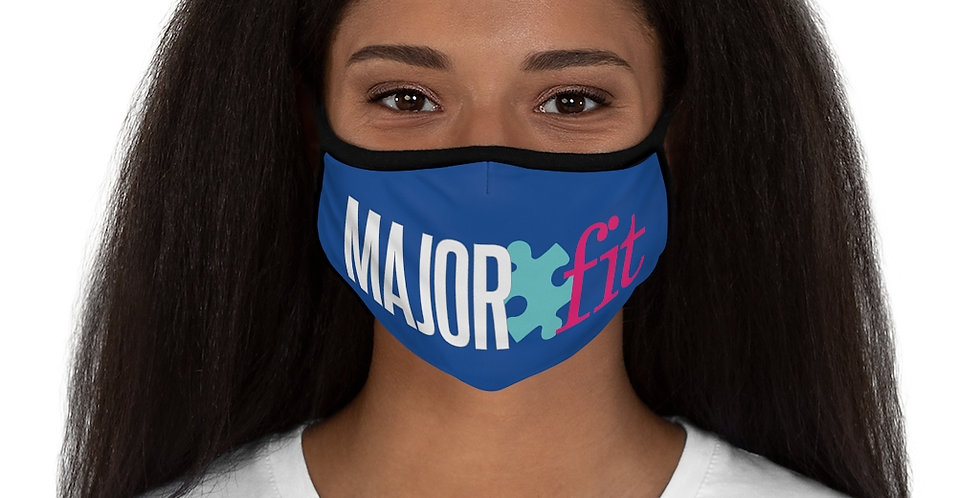 MAJORfit Fitted Polyester Face Mask