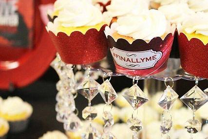 Heavenly Sweets Bakery Custom Wedding Cake DIsplay
