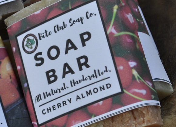 Soap Bar - Cherry Almond