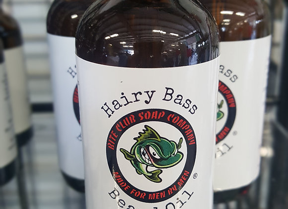 Hairy Bass Beard Oil, 2 oz