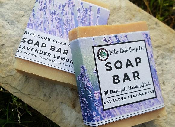 Soap Bar - Lavender Lemongrass