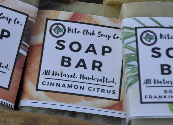 Soap Bar - Cinnamon Citrus
