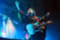 Camila Moreno en concierto