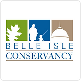 The Belle Isle Conservancy Logo