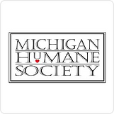 The Michigan Humane Society Logo