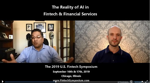 Robert Kirk and Dan Carmody - The U.S. Fintech Symposium