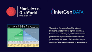 Marketware partners with InterGen Data to provide Life Stage Life Event data to clients