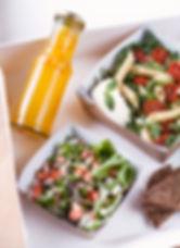 Boîtes déjeuner | Dans votre petite cuisine | Traiteur | Original