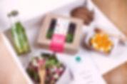 Dans votre petite cuisine | Boîte déjeuner | Traiteur