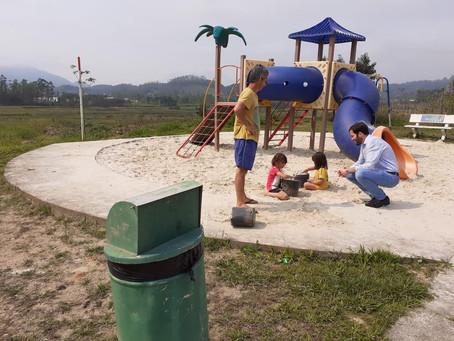 Projeto de Lei propõe adoção de áreas de lazer em Jaraguá do Sul