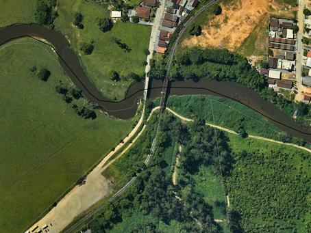 Demanda antiga da comunidade, Almeida pede a construção da ponte da Zanotti