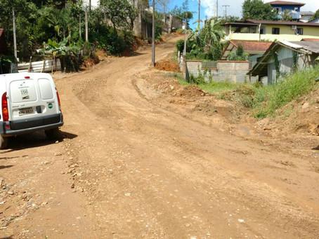 Estudos geotécnicos vão permitir a regularização de imóveis em Jaraguá
